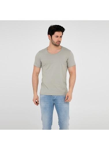 Five Pocket Tişört Yeşil